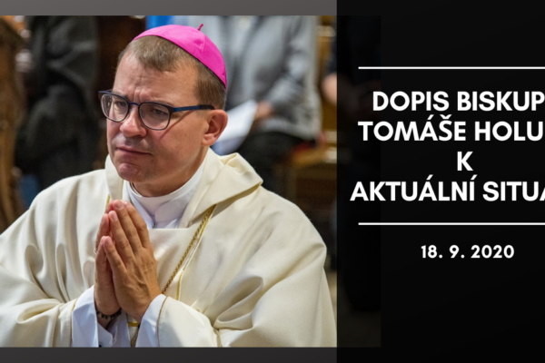 Dopis biskupa Tomáše