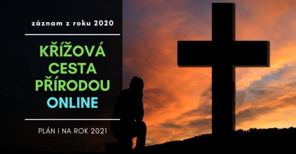 Křížová cesta přírodou online